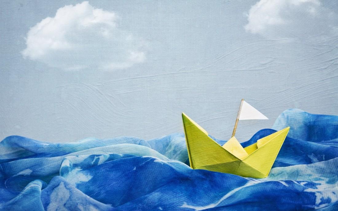 origami-sailing